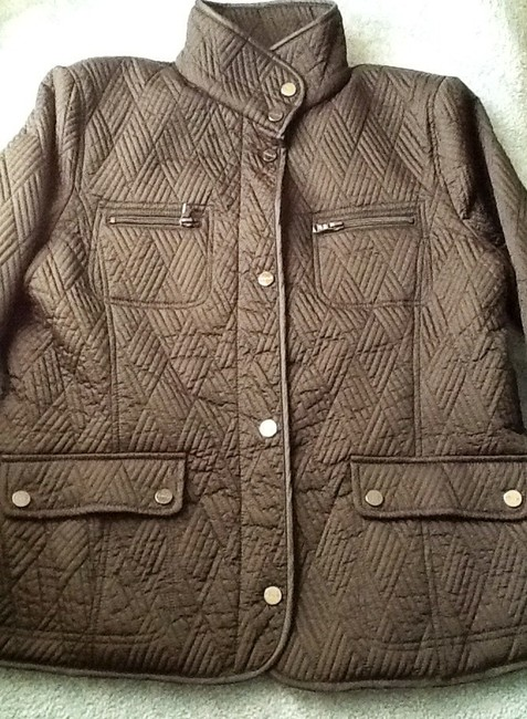 Kenneth Cole Military Jacket