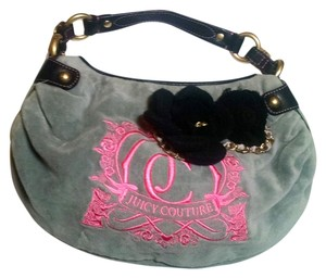 Juicy Couture Purse Hobo Bag