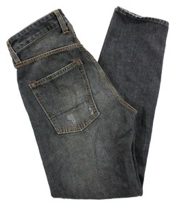 PEOPLE Skinny Jeans-Dark Rinse