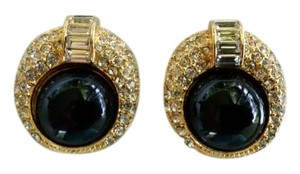 Dior Christian Dior Vintage Rhinestones Earrings