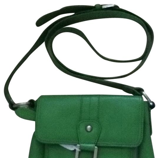 Coldwater Creek Tote in Green Image 0