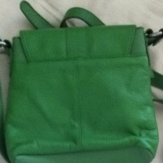 Coldwater Creek Tote in Green Image 3