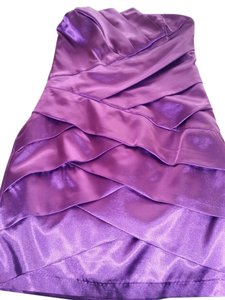 Jessica McClintock Prom Party Strapless Dress