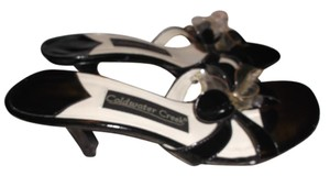 Coldwater Creek BLACK / CLEAR Pumps
