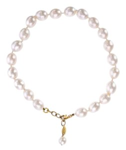 Chanel Chanel Vintage Pearl Crystal Choker