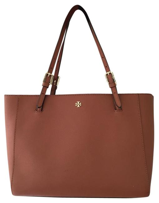 Item - York Small Buckle Luggage Leather Tote