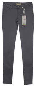Blue Spice Skinny Pants Charcoal