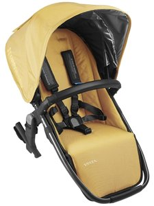 uppababy UPPAbaby 2015 VISTA - Black Frame RumbleSeat