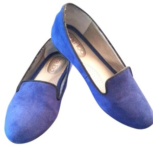 Me Too Cobalt Blue Flats