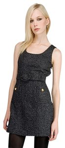 Juicy Couture Wool Tweed Dress