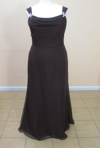 Eden Chocolate 7355 Dress
