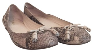 Cole Haan Stone Snake Flats