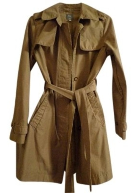 Preload https://item1.tradesy.com/images/gap-tan-classic-trench-coat-size-4-s-16020-0-0.jpg?width=400&height=650