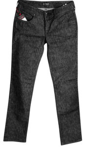 Armani Jeans Armani Dark Wash Mens Relaxed Fit Jeans