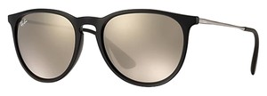 Ray-Ban RB4171-601-5A ERIKA COLOR MIX Black Size 54mm Sunglasses