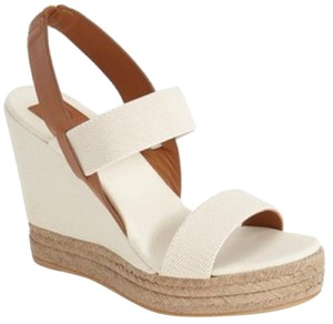 Tory Burch Off white Wedges