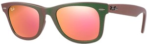 Ray-Ban Ray Ban RB21406109Z2 Wayfarer Multi-Color/Copper Lens Sunglasses