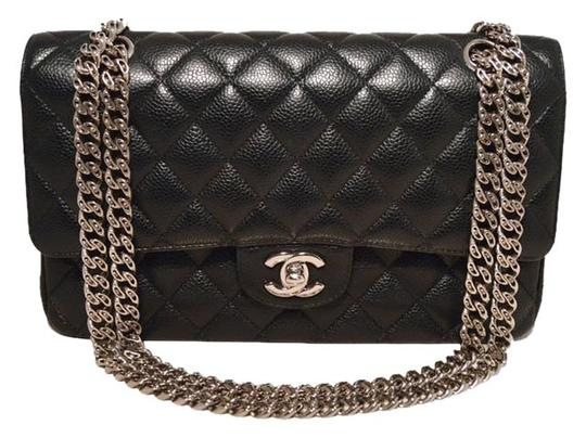 Chanel Classic Quilted Double Flap Shoulder Bag
