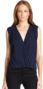 Alice + Olivia Top navy