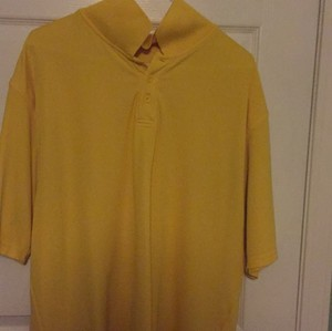 Under Armour T Shirt Yellow