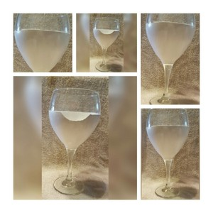 Bridal Shower Goblets For Guests Game