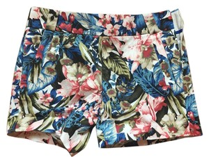 J.Crew Chino Shorts Floral