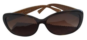 Coach Dark Tortoise Coach sunglasses