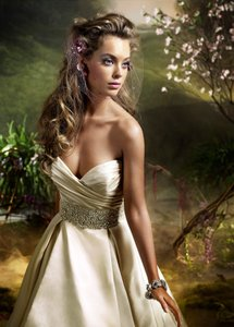 Lazaro 3018 Wedding Dress