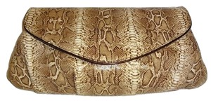 Chico's Light Brown Clutch