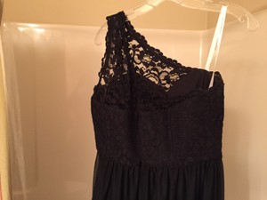 David's Bridal Black David's Bridal Dress