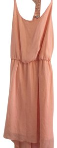 Charlotte Russe short dress Pink on Tradesy