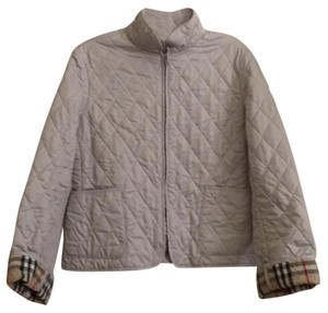 Burberry Blanch Almond color Jacket