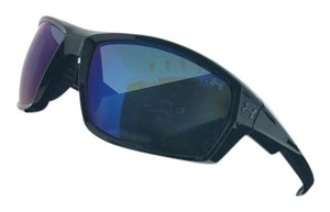 Under Armour Under Armour 8600061-030108 Black/Blue Lens Sunglasses