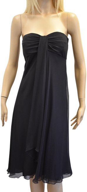 Item - Black The Collection Short Sexy Three Maternity Dress Size 4 (S, 27)