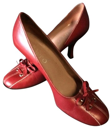 Franco Sarto Red Pumps
