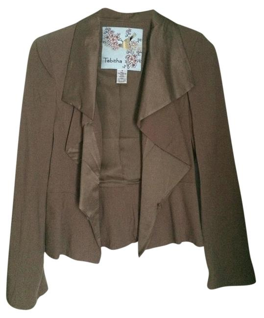 Anthropologie Tan Jacket