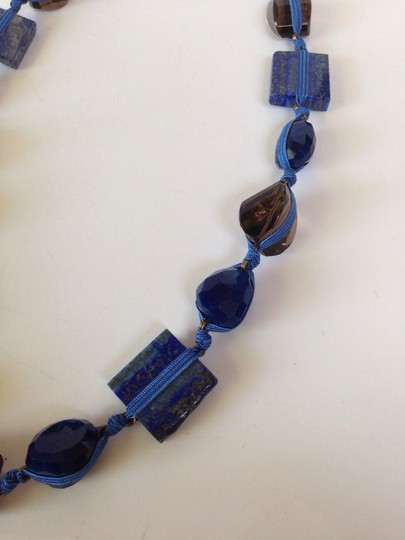 Stephen Yearick STEPHEN DWECK AUTHENTIC NWT LONG KNOTTED MULTI STONE NECKLACE