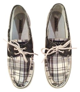 Sperry Topsiders Boat Classic Blue & White Athletic