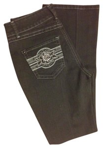 BandolinoBlu Boot Cut Jeans-Medium Wash