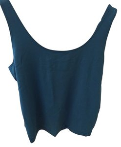 Chico's Top Teal