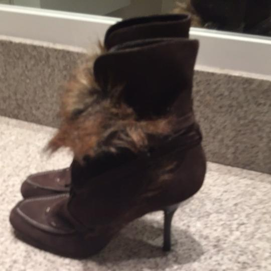 JLo Brown Boots