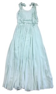 Tory Burch Light Teal Goddess Dress
