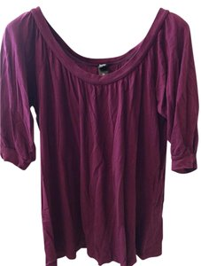 Alternative Apparel Top Plum