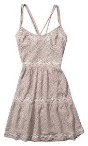 Abercrombie & Fitch short dress Pink on Tradesy