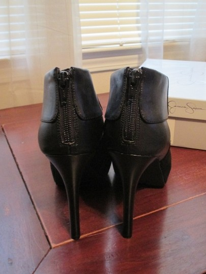 Jessica Simpson High Heel Size 10 Black Boots
