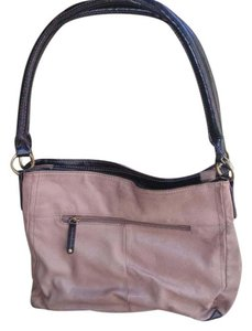 Tignanello Handbag Tote in Light brown/black