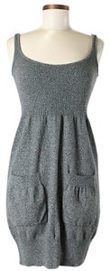 tomas maier short dress Grey Cashmere Knit on Tradesy