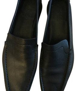 Gucci Loafer Loafers Black Flats