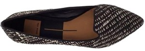 Dolce Vita Brigid Flat Calf Hair Nib New black/white Flats