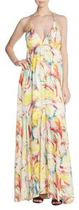 Wave Flolar Maxi Dress by Alice + Olivia + Maxi + Mcbain Maxi